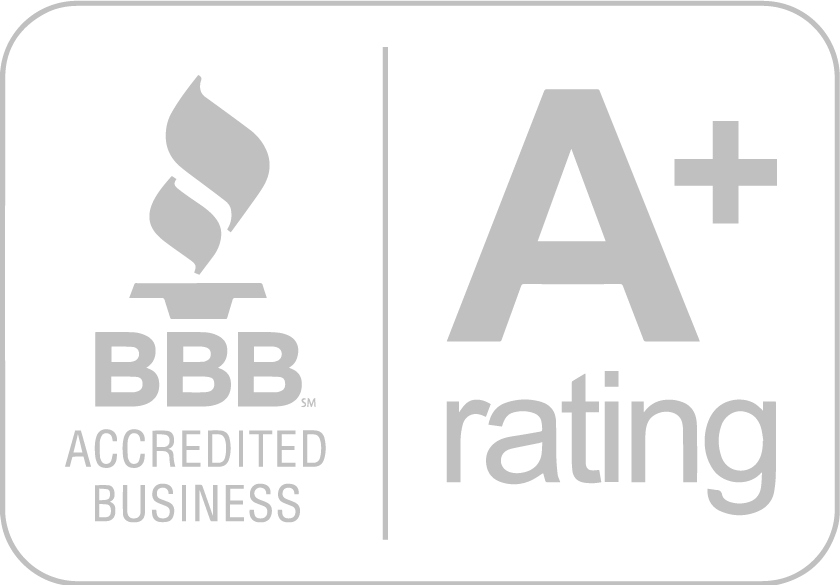 BBB Accredited Business A+ Rating